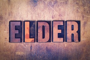 THE ROLE OF AN ELDER