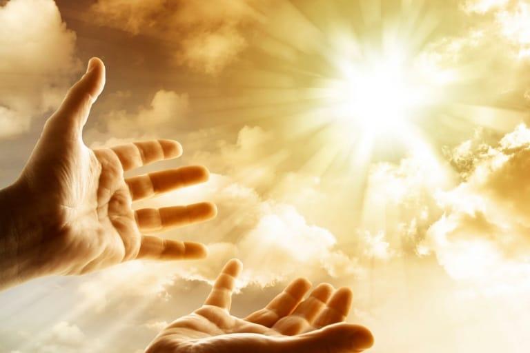 Dwell in God